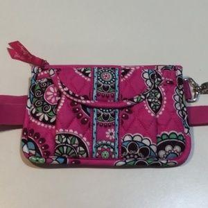 Brand New Pink Vera Bradley Fanny Pack